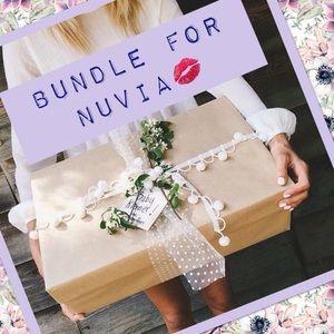Too Faced Makeup - Bundle For Nuvia ❤️